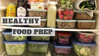 Download MEAL PREP WITH ME! whole foods plant based Mp3 and Videos