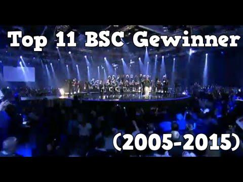 Top 11 Bundesvision Song Contest Gewinner [HD]