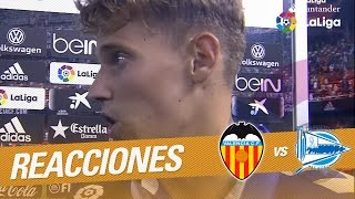 Video Gol Pertandingan Valencia CF vs Deportivo Alaves