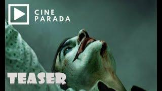 "JOKER (2019)   TEASER TRAILER #1 Anuncio ""WonderCom 2019"" [HD]"
