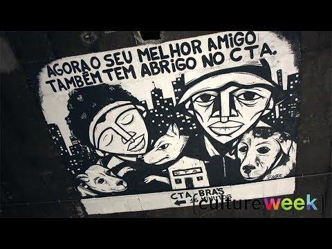 São Paulo : street art à la brésilienne