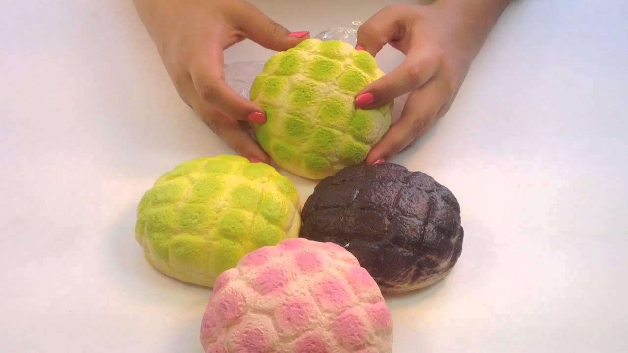 Melon Bun Squishy - YouTube