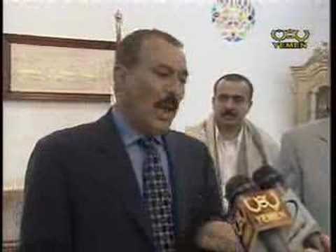 Ali Abdullah saleh prepare for sadaa war!