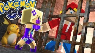 Minecraft Pokemon Go - BABY ANGEL SAVES LITTLE ROPO!