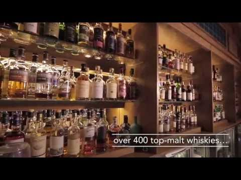 Best Bartender cocktails at The Macallan Whisky Bar & Lounge by Christian Eggers