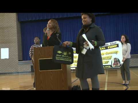 Total Sunshine visits Thurgood Marshall Academy PCS