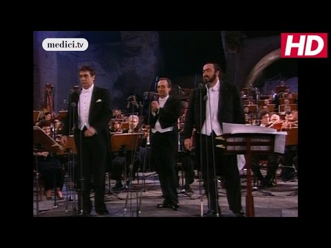 "The Three Tenors (Carreras, Domingo, Pavarotti) - ""Nessun dorma!"" (Turandot) - Puccini"