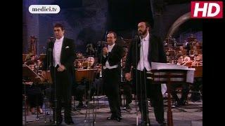 The Three Tenors Carreras Domingo Pavarotti 34 Nessun Dorma 34 Turandot Puccini