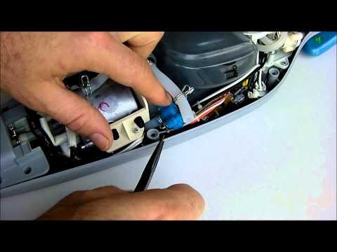 Black & Decker Steam Mop Repair No Steam Fault
