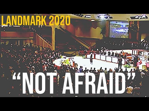 """Not Afraid"" Apostolic/Pentecostal Praise & Worship song – Landmark 2020"