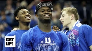 Duke is the best team but won't win NCAA tournament  - Jay Williams | Get Up!