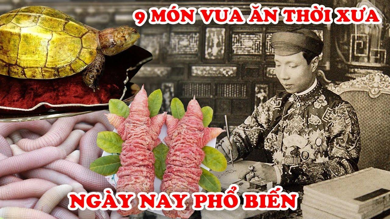 9 Món Ăn Ngon Nhất Việt Nam Trước Đây Chỉ Dành Cho Vua Chúa