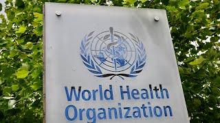 World Health Organization holds briefing on the coronavirus pandemic