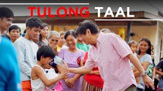 BBM VLOG #97: Tulong Taal | Bongbong Marcos