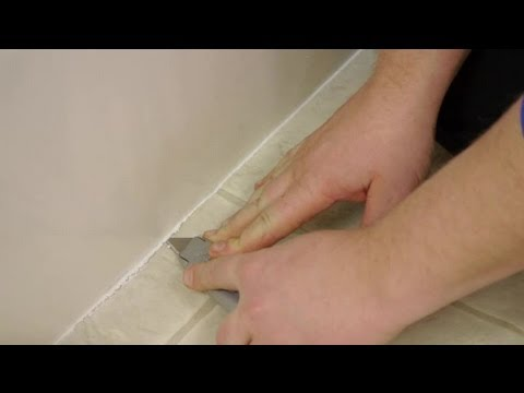 How To Remove Floor Caulking Tips