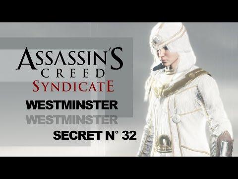 Assassin's Creed Syndicate : Secret N° 32 - Westminster ( Boite à Musique )