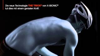 The Trick®: Maximale Thermoregulation beim Sport - X-BIONIC®-Technologie