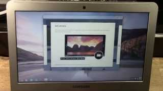 Repeat youtube video Chromebook (Chrome OS) for Beginners | H2TechVideos