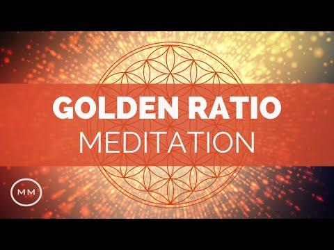 """Golden Ratio """"Phi"""" Frequency - Fibonacci Sequence (1.618 Hz) - Monaural Beats"""