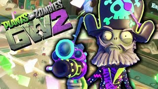 Plants vs. Zombies: GW 2 #85 - CAPTAIN PARTYMAN