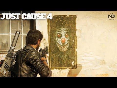 Just Cause 4 #31 - Mình bị ma ám rồi mọi người ơi !! |