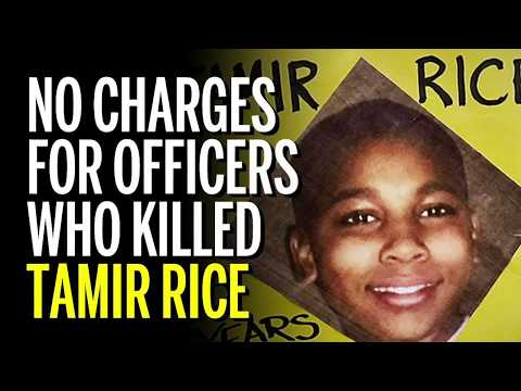 POLICE BRUTALITY IN THE USA - JUSTICE FOR TAMIR RICE
