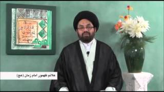 The Sings Of Reappearance Of The IMAM MAHDI AJTF Part 15 By Allama Syed Shahryar Raza Abidi