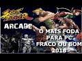 JOGOS SUPER LEVES  STREET FIGHTER MAIS FODA E LEVE PARA PC 2018 PC FRACO SEM PLACA DE VIDEO
