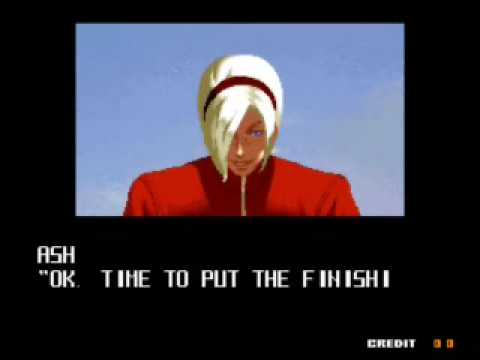 King of Fighters 2003 All Endings (Part 1)