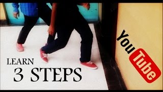 How to dance | Tutorial no. 2 | Basic footwork