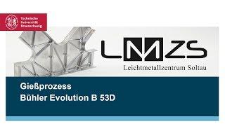 LMZS - Druckguss Prozessablauf