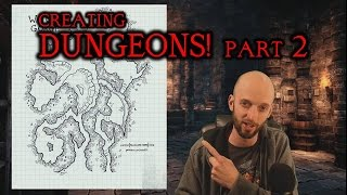 Drawing Dungeon Map Creating Dungeon Part