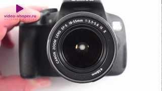 Обзор фотоаппарата Canon EOS 650 D(Подписывайтесь на нас ВКонтакте http://vk.com/public_videoshoper Вы собираетесь купить зеркальный фотоаппарат? Выбирает..., 2013-03-20T05:52:41.000Z)
