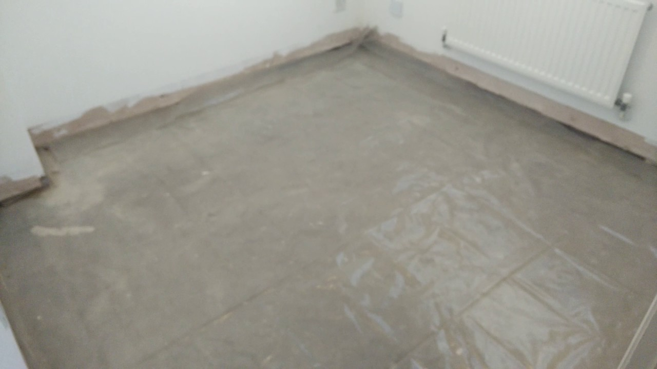 Laminate Underlay And Damp Proof Membrane