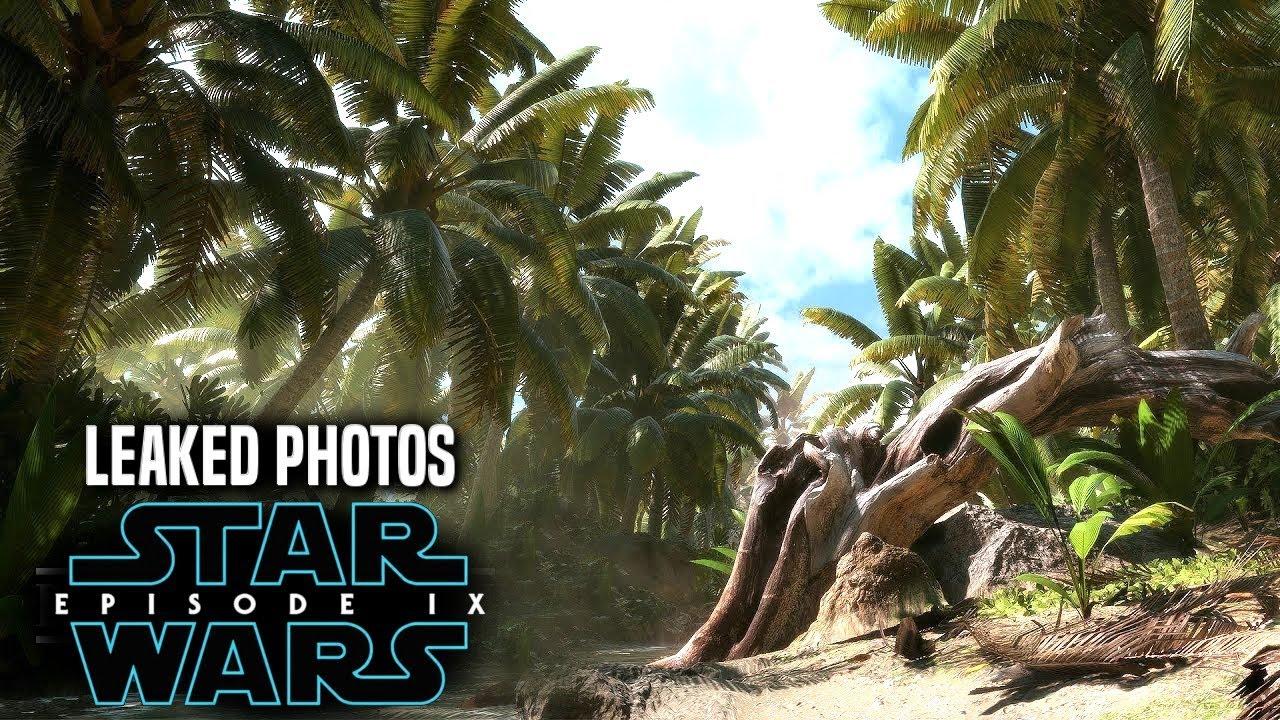 Star Wars Episode 9 Leaked Photos Of NEW World! (Star Wars News)