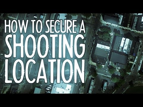 How To Secure A Shooting Location! : FRIDAY 101