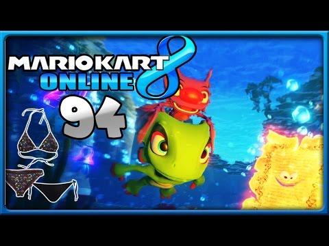 """MARIO KART 8 ONLINE Part 94: Neuer Handheld """"MH""""? Nintendo Restaurants und Bikinis! Pokémon Go News"""