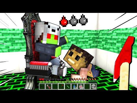 GIORGIO È IL RE DEI CANNIBALI!! - Minecraft Epidemia 043