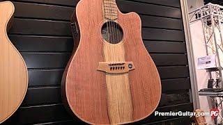namm 16 cole clark guitars ccfl2ec rdbl ae ccan1e bm demos