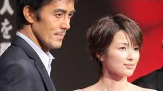 アサヒ・コム動画 http://www.asahi.com/video/ 俳優の吉瀬美智子と阿部...