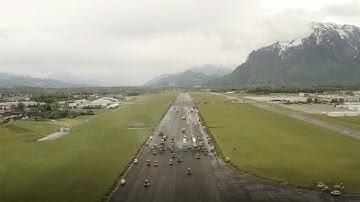 PORR Österreich: Generalsanierung der Piste 15/33 am Flughafen Salzburg