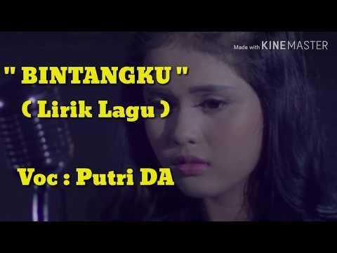 Putri Isnari - BINTANGKU ( Official Lyric )