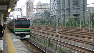 【HD】E231系高崎線普通高崎行(さいたま新都心到着) Series E231 Takasaki Line Local for Takasaki at Saitama Shintoshin thumbnail