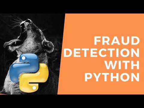 Intro To Fraud Detection W/ JupyterLab