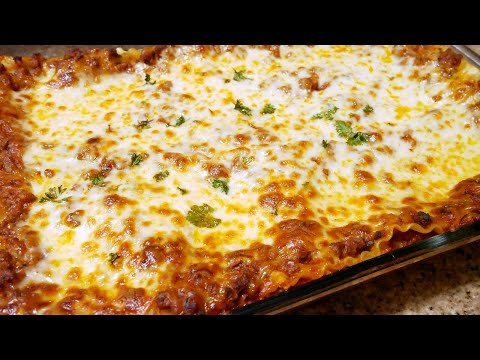 homemade-lasagna-recipe-|-easy-&-delicious-|-the-simple-way