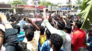 Rocking star Yash Craze at Whitefield, Bengaluru | Filmy facts in Kannada | Yash Craze |