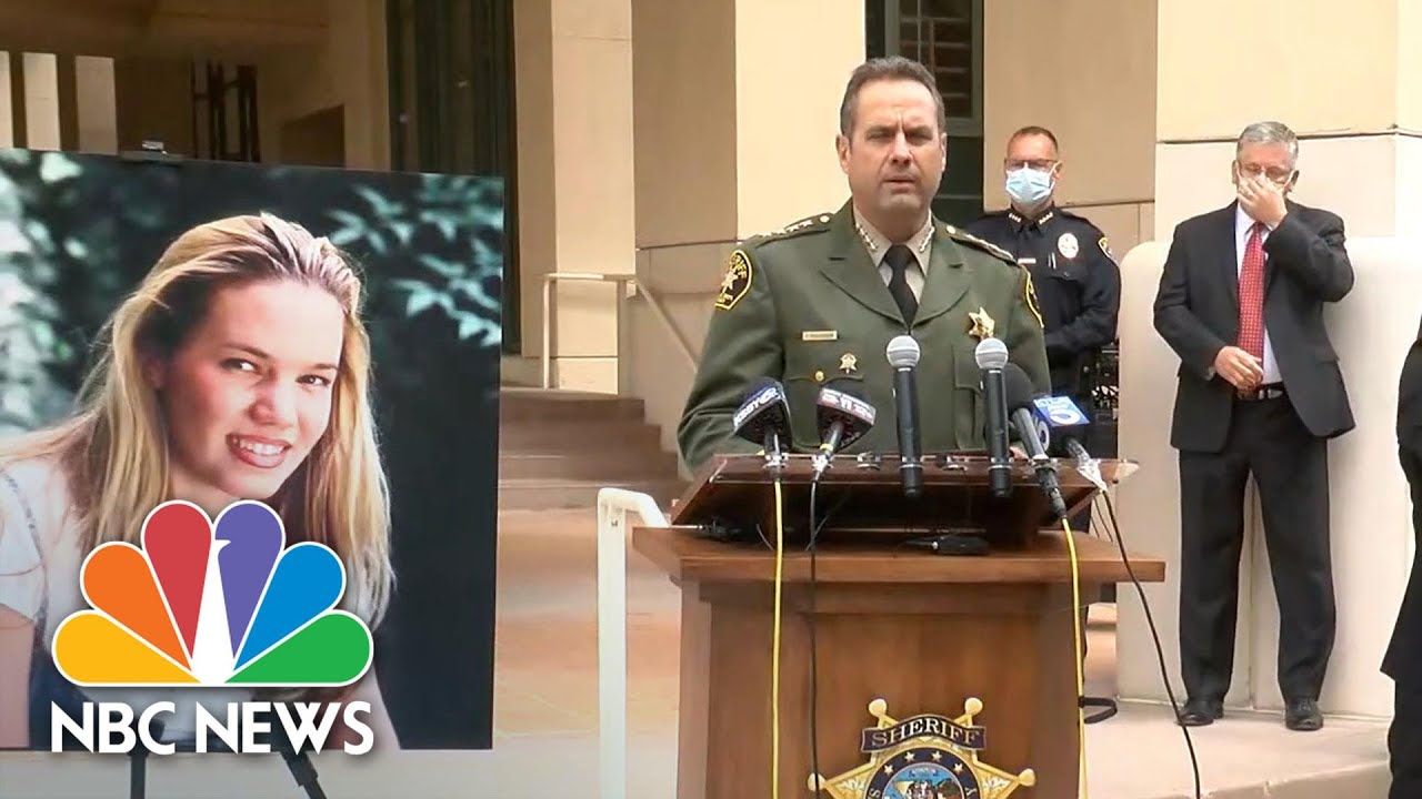 Man Charged With 1996 Murder Of College Student Kristin Smart | NBC News NOW