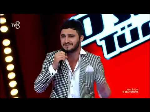 Ebru Gündeş'in büyük pişmanlığı Mehmet Mustafa Sarmış O Ses Türkiye 18 10 2015
