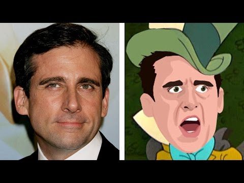 """If The Cast Of """"The Office"""" Were Disney Characters"""