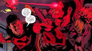 The Legend Of Superboy Prime-The Most Hated One Lost Fragments